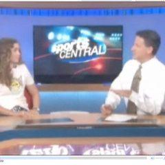 Lauren On CBS Sports Central