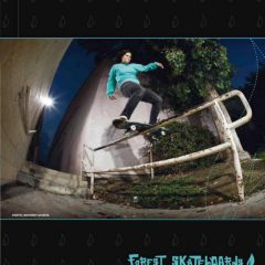 Transworld | Amy Caron Forest Ad