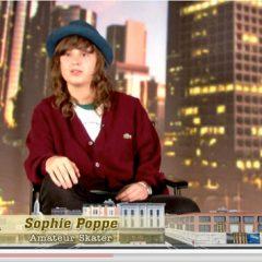 Sophie Poppe SK8RSTV Interview