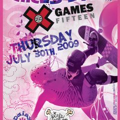 Girls Day At X-Games 15