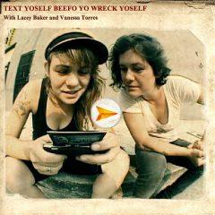 Berrics   Lacey & Vanessa Text Yoself