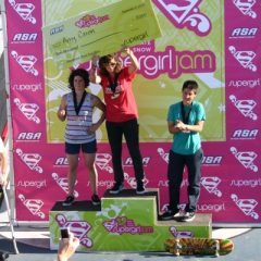 Supergirl Jam Venice Results 2009