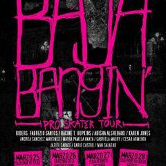 Baja Bangin' Tour