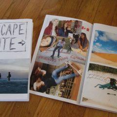 Skate Like A Girl Escape Route Zine