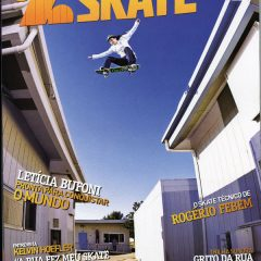 CemporcentoSKATE   Leticia Bufoni Cover And Interview