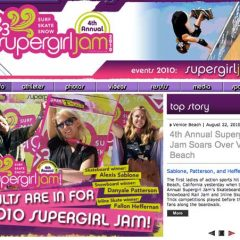 Supergirl Jam Coverage