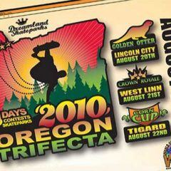 Oregon Trifecta Results 2010