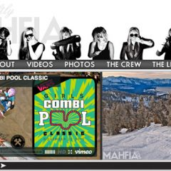 Mahfia | Girls Combi Pool Classic Coverage