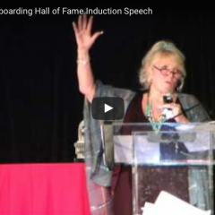 Skateboarding Hall of Fame | Patti McGee