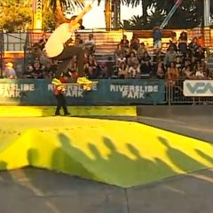 Just Another Female Skate Contest Video