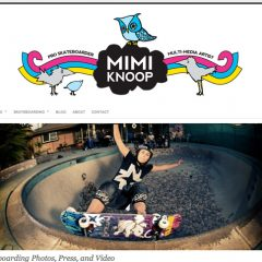 New Sites: Mimi Knoop & Hoopla