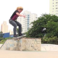 "Moska Wheels Video: Ligiane ""Xuxa"" Antunes"