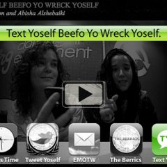 Text Yoself With Amy & Abisha