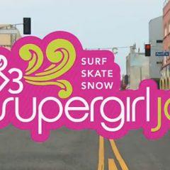 Supergirl Jam Skate And Snow Recap 2011