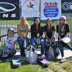 All Girl Skate Jam Fontana Results 2012