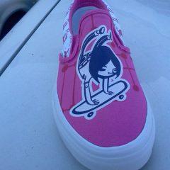 Vans X All Girl Skate Jam Slip-On