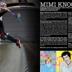 Spunk Skate Zine