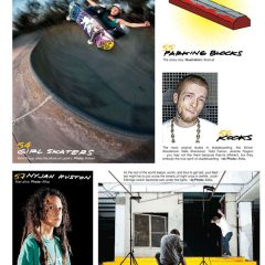 The Skateboard Mag | Best Things: Girl Skaters