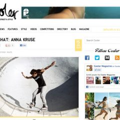 Cooler   Pro Chat: Anna Kruse