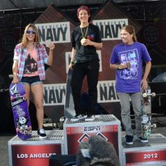 X Games Women's Street Results 2012