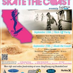 B4BC Skate The Coast 2012
