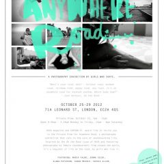"Huck ""Anywhere Road"" Exhibition"