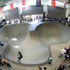 Vans Girls Combi Pool Classic Wrap Up