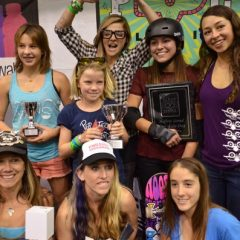 Vans Girls Combi Pool Classic Results 2013