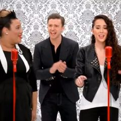 Abisha In Target's Justin Timberlake Commercial