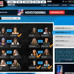 Best In Action Sports Women – Round 2