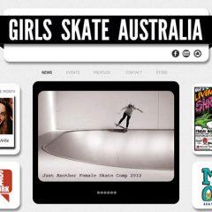 Girls Skate Australia