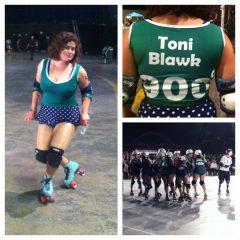 Introducing Toni Blawk!