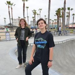 Venice Beach Skatepark & Enchiladas