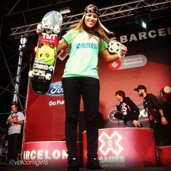 Leticia Wins X Games Real Women Gold