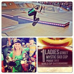 Mystic Sk8 Cup Results 2013