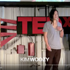 TEDx Talk | Kim Woozy: If She Can Do It, So Can I