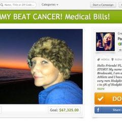 Help Pamela Brodowski Beat Cancer!
