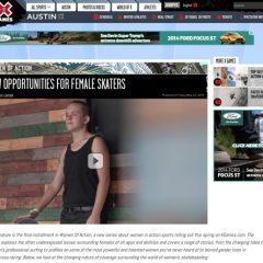 New Opportunities For Female Skaters