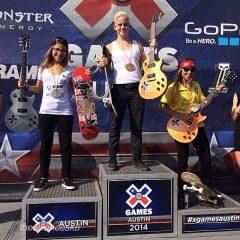 X Games Women's Street Results 2014