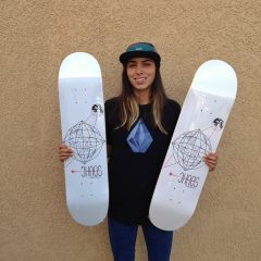 Chaos Skateboards Welcomes Chelsea Castro to the Team