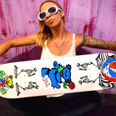 New Julz Lynn Shred 'Til You're Dead Pro Model