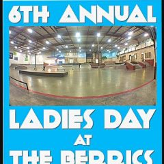 Ladies Day At The Berrics 2014