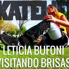 Leticia Bufoni #SKATELIFE | Visitando Brisas