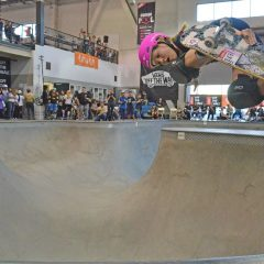 Vans Girls Combi Pool Classic 2015 – AM 15 & Over