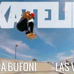 Leticia Bufoni #SKATELIFE em Las Vegas