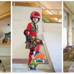 Quartz | Forbidden from Riding Bikes, Fearless Afghan girls are Skateboarding Around Kabul