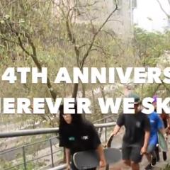 GCS 4th Anniversary- Wherever We Skate
