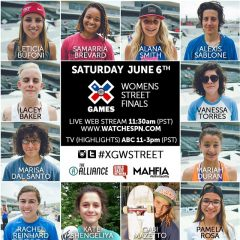 X Games Women's Street 2015