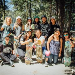 MAHFIA.TV   Girls Week at Element Skate Camp