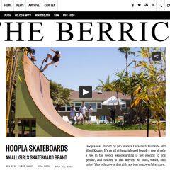 The Berrics | Hoopla Skateboards